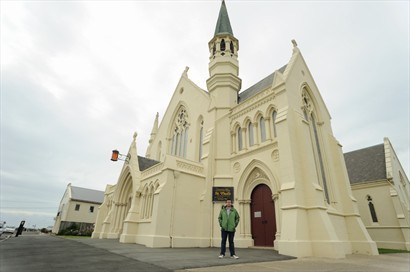 St Paul's Church,沒有入內